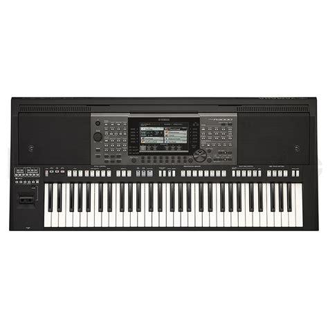 Keyboard Yamaha A3000 Yamaha Psr A3000 Arranger Workstation Keyboard Rich Tone
