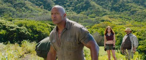 film jumanji trailer jumanji welcome to the jungle gets a rocking debut