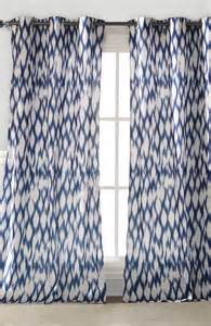 Cobalt Blue Curtains Cobalt Blue Caitlin Window Panels Decor By Color