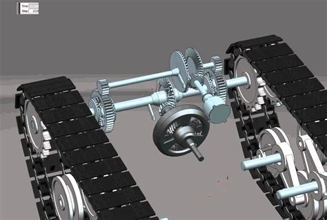 how do effusion ls work nx 8 5 dual differential tank drive