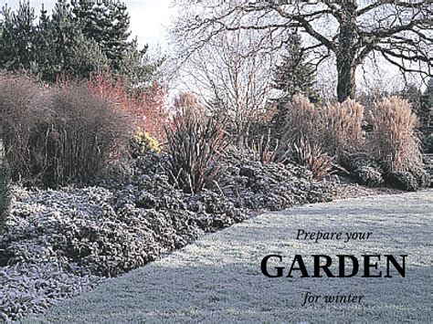 winterize garden prepare your home and garden for winter