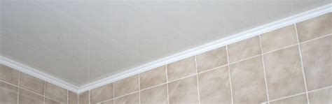 coving for bathroom ceilings bathroom ceiling panel trims