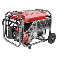 Where Are Honda Generators Manufactured Black Max 3 550w 4 375w Portable Gas Powered Generator