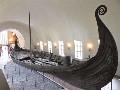 viking longboat exhibition oslo the oseberg burial ship viking ship museum