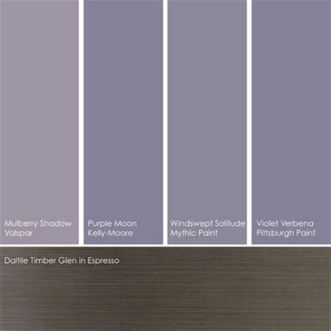 these hues are against an colored floor such as daltile s timber glen in espresso