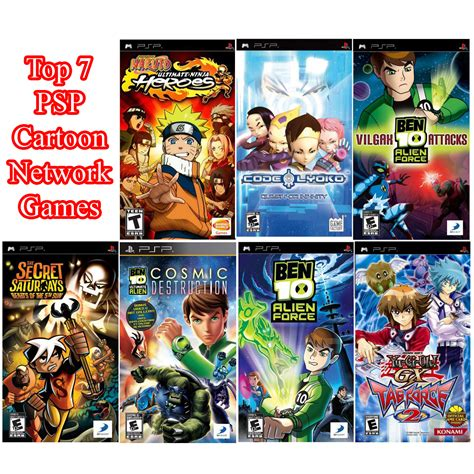 best psp the best collections top 7 psp network
