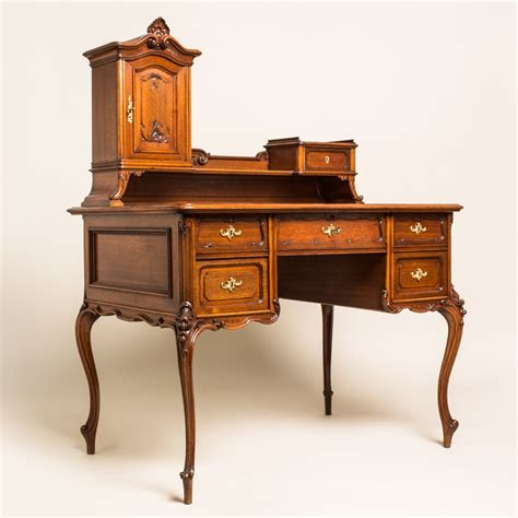 Quot Pfeifferl Quot Baroque Writing Desk Masterpiece Antiques Style Desks