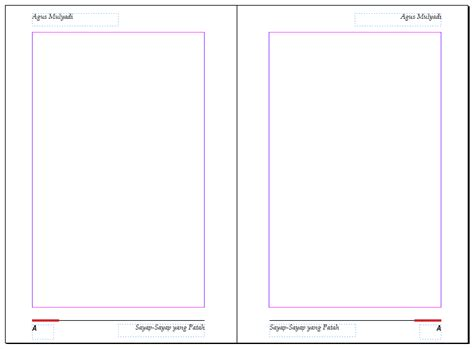 tutorial layout buku indesign cara membuat layout buku sederhana dengan indesign