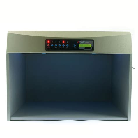 box color colorbox color inspection cabinet