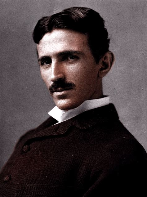 nicolai tesla pin nikola tesla 1856 1943 on