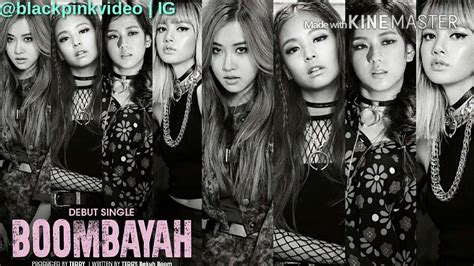 blackpink next song black pink debut single boombayah song the game ryda