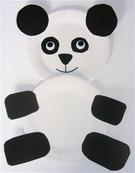 paper panda templates 20 happy new year crafts tip junkie