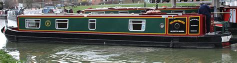 canal boats online the 7 berth canal boats