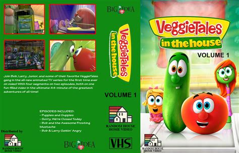 house wikia opening to veggietales in the house vol 1 2016 dvd scratchpad fandom powered by wikia