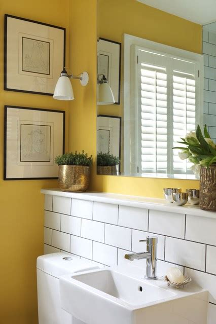 Yellow Bathroom Ideas by Best 25 Yellow Bathroom Accessories Ideas On