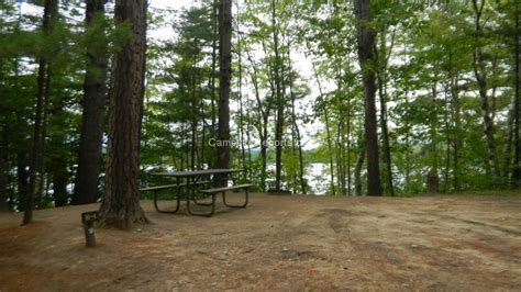 New Hshire State Park Cabins by Picture Of Csite 04w At White Lake State Park New
