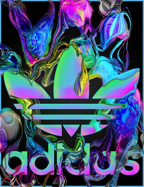 adidas art wallpaper adidas black by mykalromero on deviantart