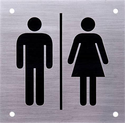 Toilet Sign No Sign Signed Metal Etching Name Plate shreyas signages steel unisex toilet logo door sign i stainless steel i quot restroom