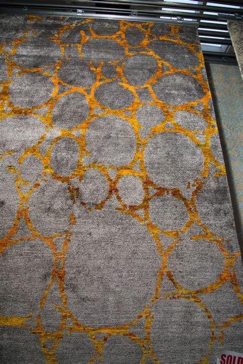 rug news made rugs follows rnad on instagram so we said hi at domotex rug news anddesign magazine