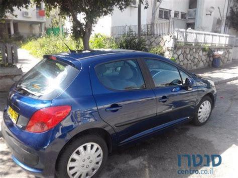 2008 peugeot 207 for sale 23 000 ashdod israel