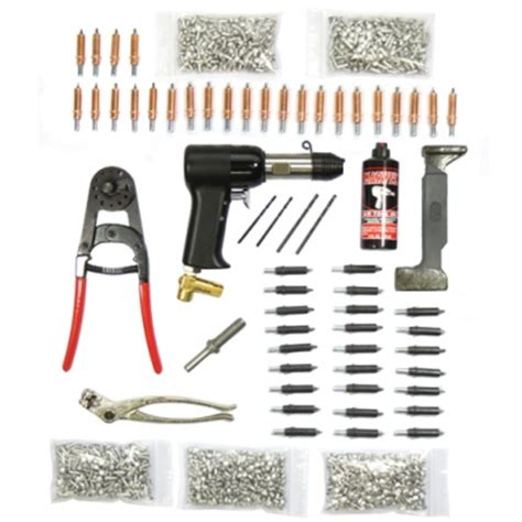 Airstream Buck Riveting Kit