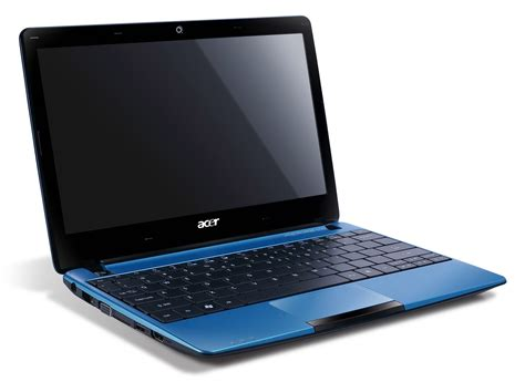 Laptop Acer Aspire One 722 acer aspire one 722 un netbook 11 6 pouces 224 300 euros