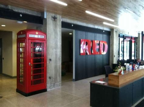 Kitchen Booth Furniture what s up with those british red telephone booths