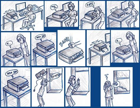 Office Space Paper Jam 161 Beste Afbeeldingen Copier Op
