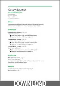 resume format google drive - Resume Template Google Drive