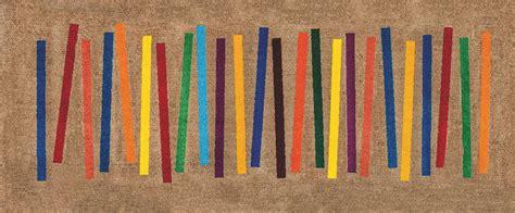 waschbarer teppich wash mixed stripes 80 x 200 cm waschbarer teppich