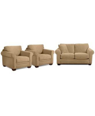 remo ii fabric sofa reviews remo fabric sofa furniture macy s