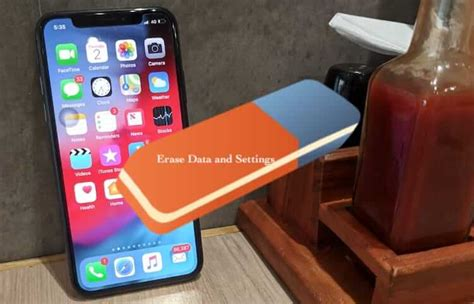 how to erase iphone xr to factory settings with no itunes without mac or pc apple id