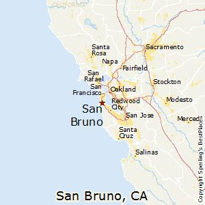 san bruno california map best places to live in san bruno california