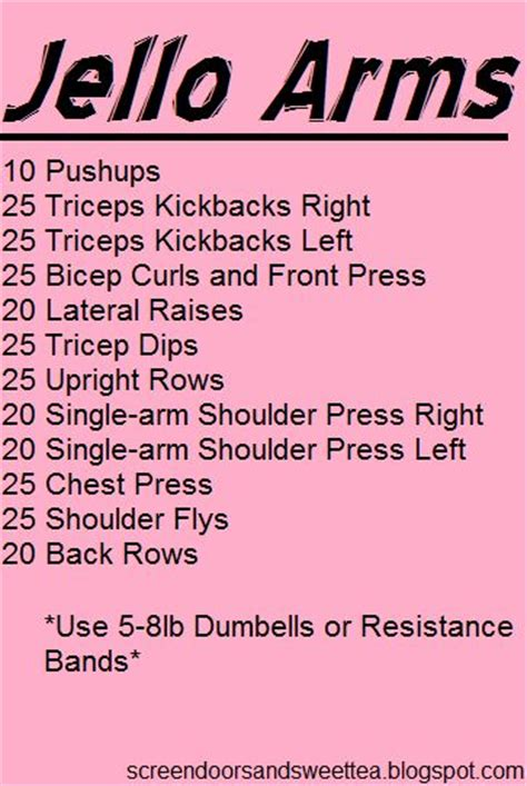 best 25 killer arm workouts ideas on killer
