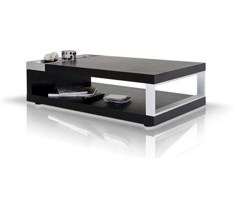 dreamfurniture 112a modern wenge coffee table