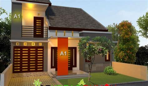 desain eksterior rumah 2 lantai desain eksterior rumah 2 lantai modern tropis tipe 150