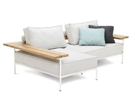 sectional trays tray garden sofa tray collection by gloster design henrik