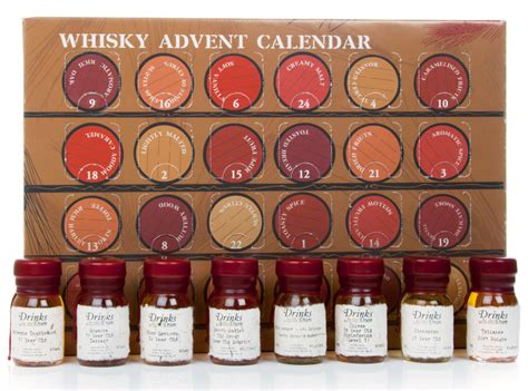 Whiskey Advent Calendar Reckoning With The Advent Mockingbird