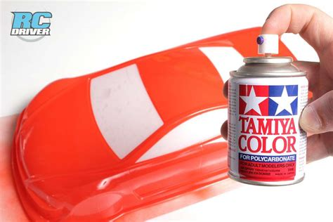 spray paint time endless painting possibilities tamiya polycarbonate