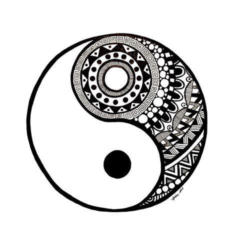 yin yang pattern heyy its jess yin yang art draw doodles sketchbook