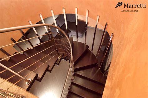 scala di legno per interni scale per interni by marretti