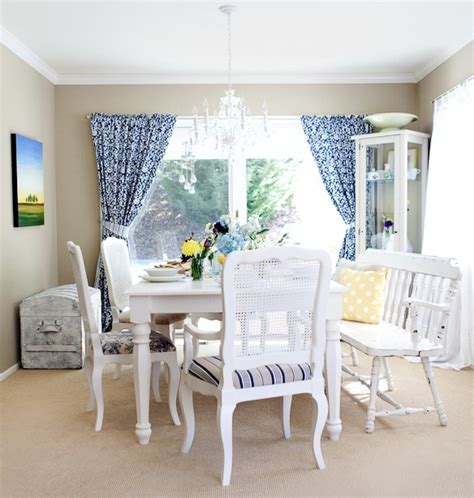 dining room shabby chic shabby chic dining room san