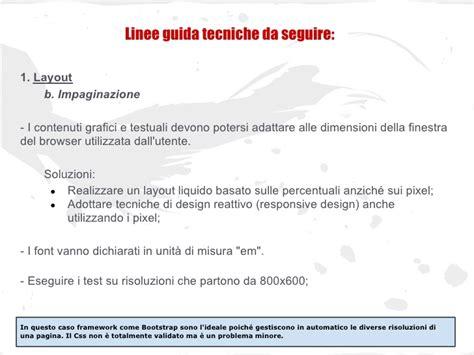 layout liquido css web accessibility e legge stanca