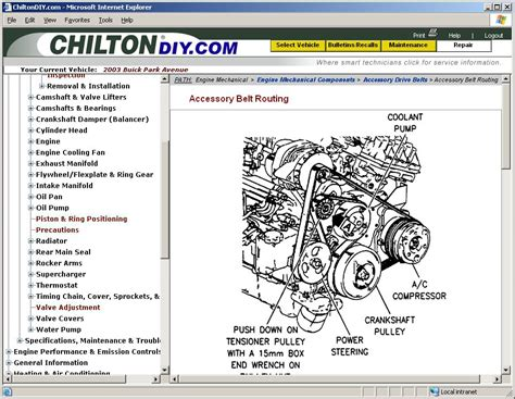 Mastering Diy Using Online Auto Repair Manuals Online