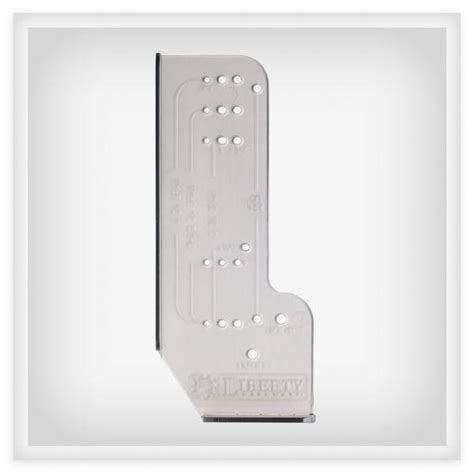 liberty align right cabinet hardware installation template alignright cabinet door installation template liberty