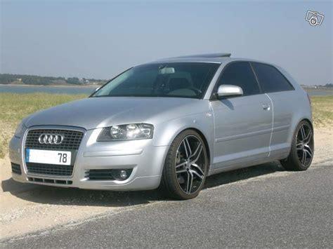 Audi A3 3 2 V6 by Troc Echange Audi A3 3 2 V6 Quattro Ambition Luxe Dsg Sur
