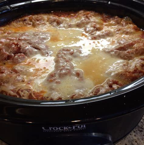 Crockpot Lasagna Cottage Cheese by Crock Pot Lasagna With Cottage Cheese 28 Images 25