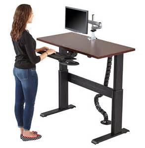 electric adjustable desk height adjustable desk los angeles county corsocal