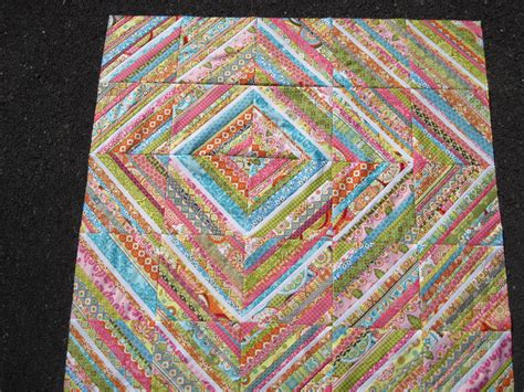String Pieced Quilt Blocks by String Quilt Remix This Is A String Quilt I Been