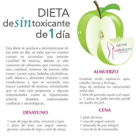 Dieta Detox Menu by Dieta Desintoxicante De 1 D 237 A Por Vellaform Guatemala